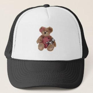 TeddyBearsHug100409 Trucker Hat