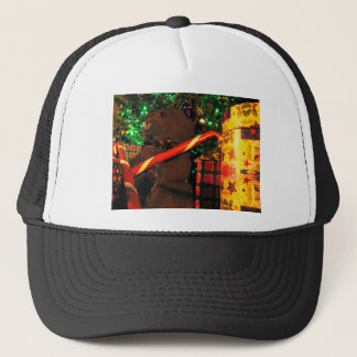 Teddys Christmas II Trucker Hat
