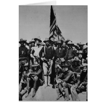Teddy's Colts Teddy Roosevelt Rough Riders 1898