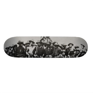 Teddy's Colts Teddy Roosevelt Rough Riders 1898 Skateboard
