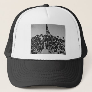 Teddy's Colts Teddy Roosevelt Rough Riders 1898 Trucker Hat