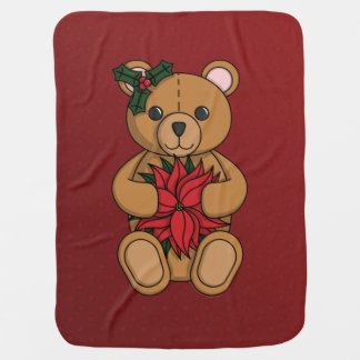 Teddy's Gift Baby Blanket