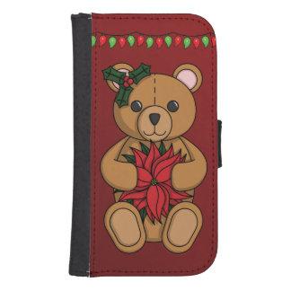 Teddy's Gift Smartphone Wallet Case Galaxy S4 Wallet Case