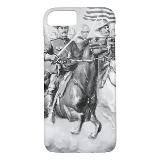 Teddy's Rough Riders_War Image iPhone 8/7 Case