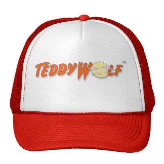 TeddyWolfLogo Gorras De Camionero