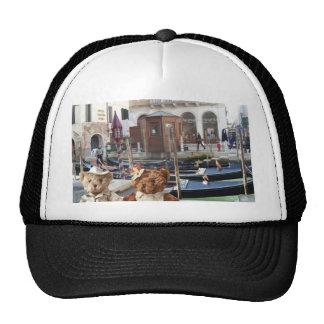 Teds en Venecia Gorros Bordados