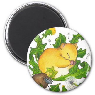 Ted's Regret 2 Inch Round Magnet