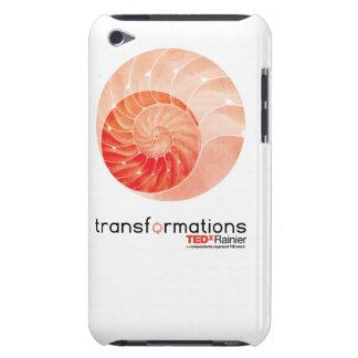 TEDxRainier 2012 Transformations iPhone Case