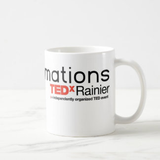 TEDxRainier 2012 Transformations Small Mug (2)