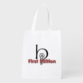 TEE 1 First Edition Grocery Bag