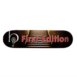 TEE 1 First Edition Skateboard Deck