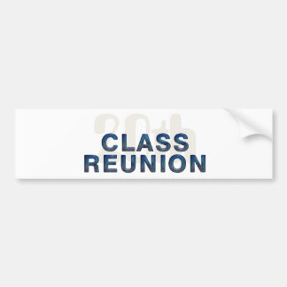 TEE 20th Class Reunion Bumper Stickers