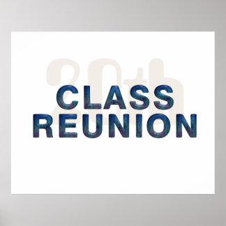 TEE 20th Class Reunion Poster