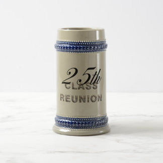 TEE 25th Class Reunion Beer Stein