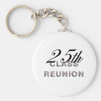 TEE 25th Class Reunion Keychain