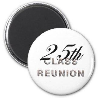 TEE 25th Class Reunion Magnet