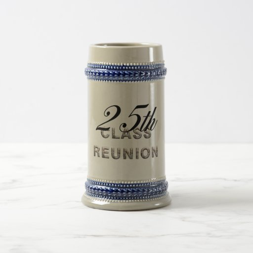 TEE 25th Class Reunion Mugs