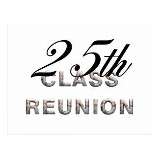 TEE 25th Class Reunion Postcard