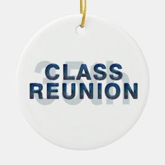 TEE 35th Class Reunion Ceramic Ornament