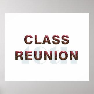 TEE 40th Classr Reunion Poster