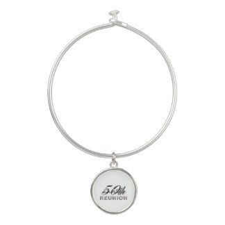 TEE 50th Class Reunion Bangle Bracelet