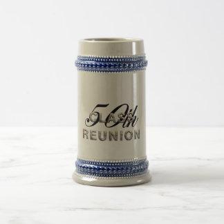 TEE 50th Class Reunion Beer Stein