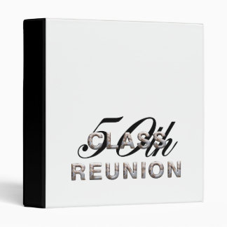 TEE 50th Class Reunion Binder
