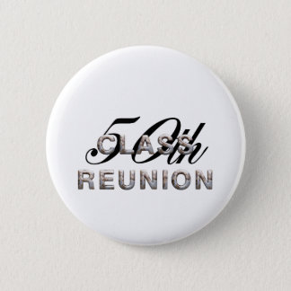 TEE 50th Class Reunion Button