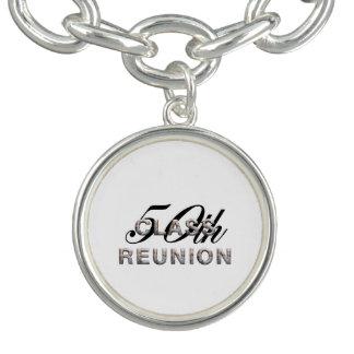 TEE 50th Class Reunion Charm Bracelets