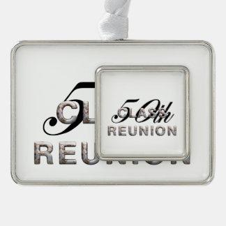 TEE 50th Class Reunion Christmas Ornament