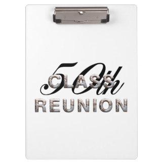 TEE 50th Class Reunion Clipboard