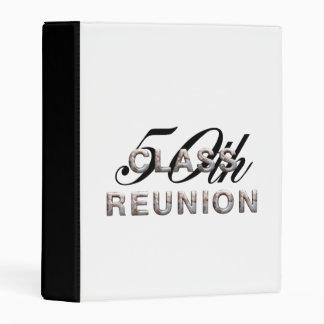 TEE 50th Class Reunion Mini Binder