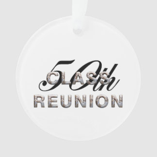 TEE 50th Class Reunion Ornament