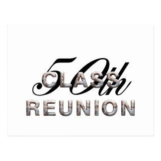 TEE 50th Class Reunion Postcard