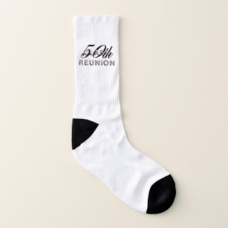 TEE 50th Class Reunion Socks