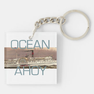 TEE Ahoy Keychain