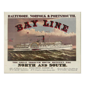 TEE Ahoy Poster