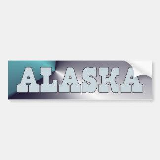 TEE Alaska Bumper Sticker