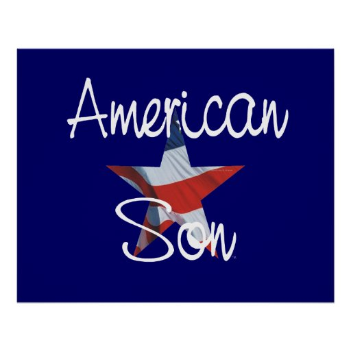 TEE American Son Poster