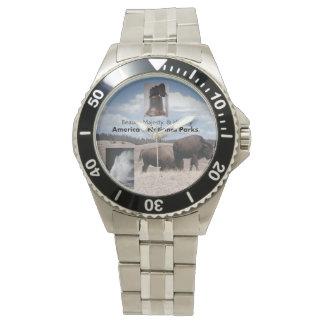 TEE America's National Parks Wrist Watch