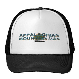 TEE Appalachian Mountain Man Trucker Hat