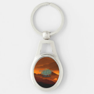 TEE Appalachian Mountain Woman Keychain