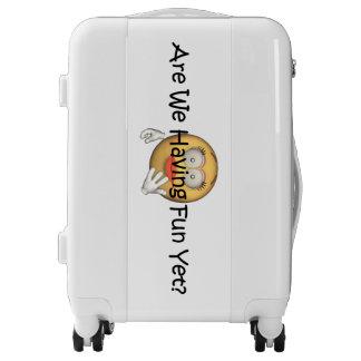TEE Are We Having Fun Yet Luggage