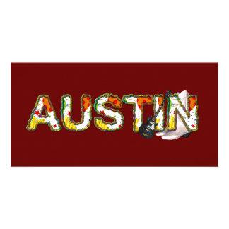 TEE Austin Card