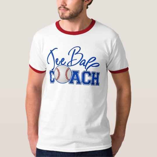 Tee Ball Coach M Shirt