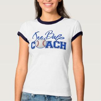 Tee Ball Coach Shirt