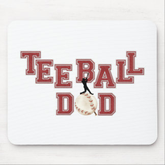 Tee Ball DAD Mouse Pad