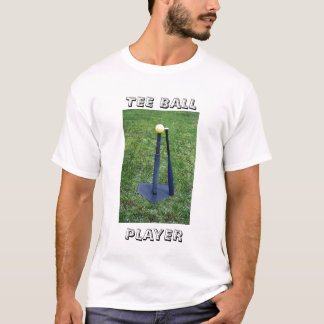 TEE BALL PLAYER T-SHIRT