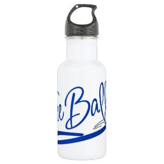 Tee Ball Stainless Steel Water Bottle