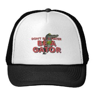TEE Be Alligator Trucker Hat